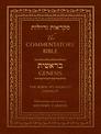 The Commentators' Bible: Genesis The Rubin JPS Miqra'ot Gedolot