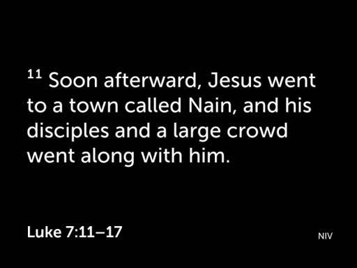 Jesus Love in Action