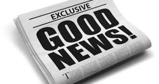 Good News about the Good News