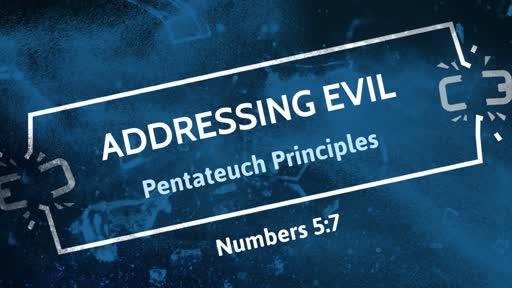 Addressing Evil