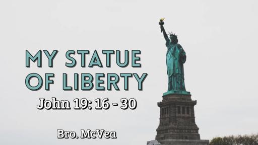 My Statue of Liberty