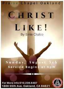 Part 1 - CHRIST LIKE