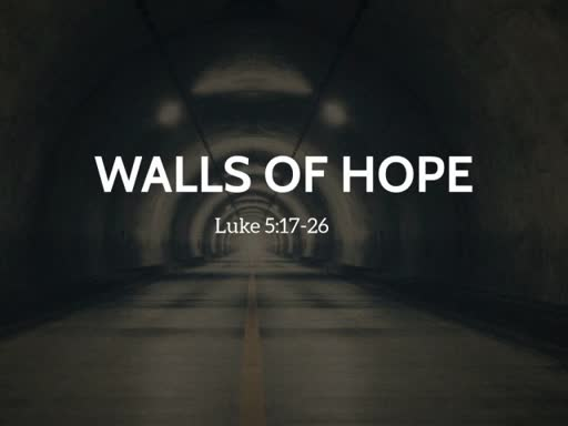 Walls of Hope