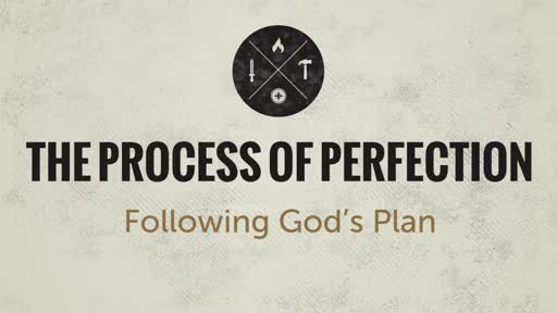 The Process of Perfection