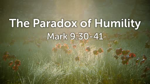 The Paradox of Humility