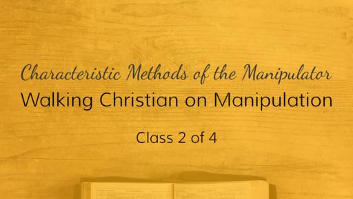 Characteristic methods of the Manipulator