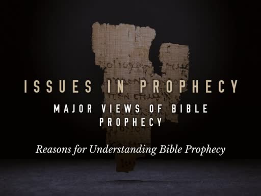 EZ38390026-Issues in Prophecy