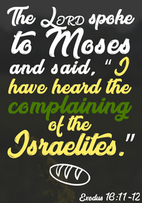 What are you complaining about?
