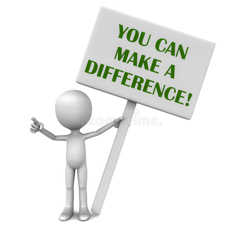 You Can Make Difference-29361610