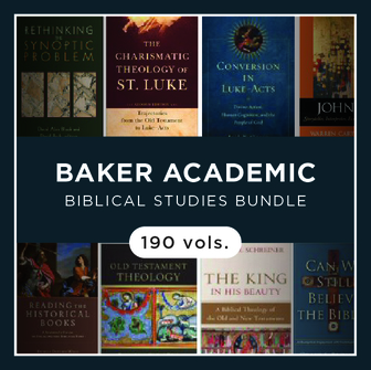 Baker Academic Biblical Studies Bundle (190 vols.)
