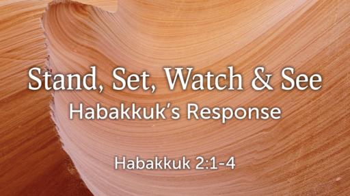 230 - Habbakuk's Response