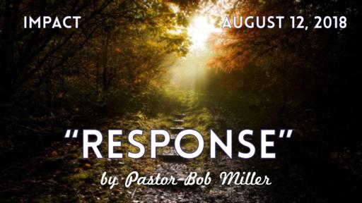 August 12, 2018 - Impact Response