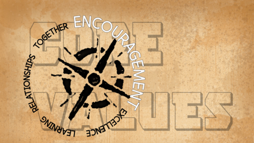 """Pursuing Encouragement"" 