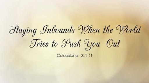 Colossians 3:1-11
