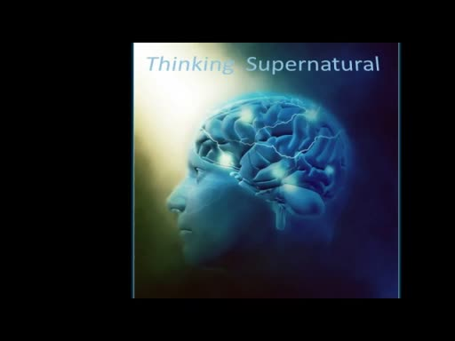 supernatural thinking - confidence to trust