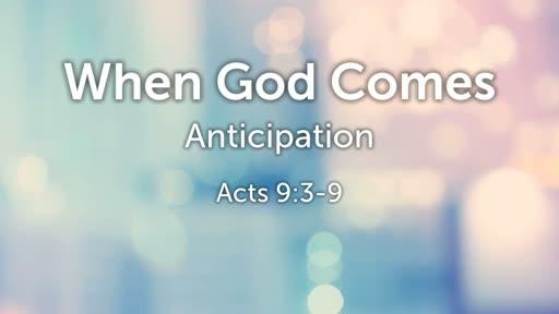 When God Comes