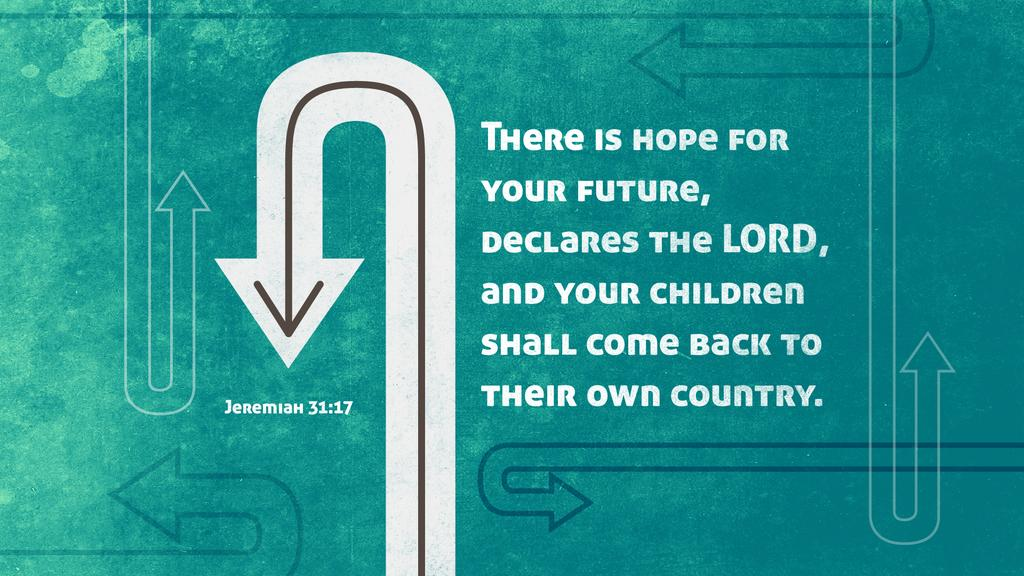Jeremiah 31:17 large preview