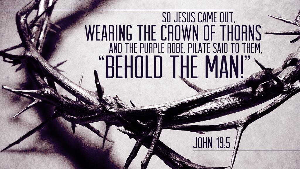 John 19:5 large preview