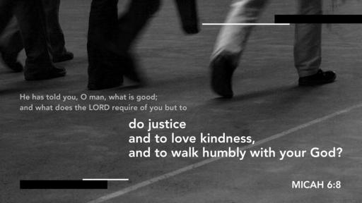Micah 6:8 verse of the day image