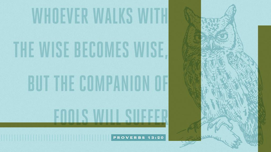 Proverbs 13:20 large preview
