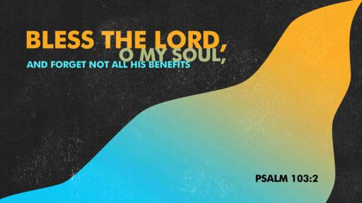 Verse of the day image for Psalm 103:2