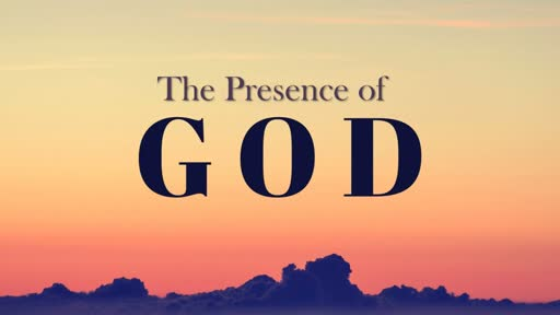 La Presencia de Dios/The Presence of God