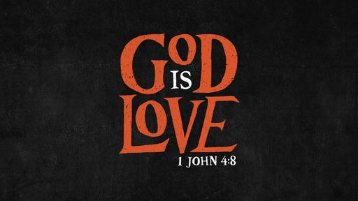 1 John 4:8 verse of the day image