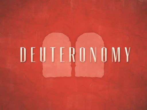 19 Aug 18 - Deuteronomy 6