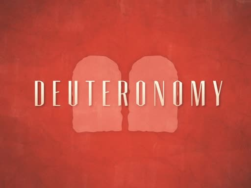 19 Aug 18 - Deuteronomy 6
