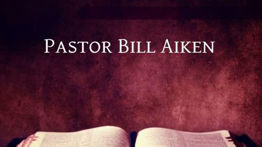 Pastor Bill Aiken