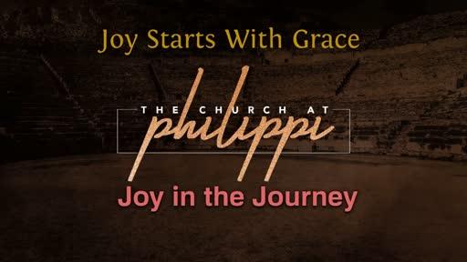 Joy Starts With Grace