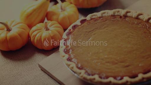 Pumpkin Pie Night