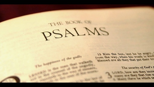 Summer in Psalms