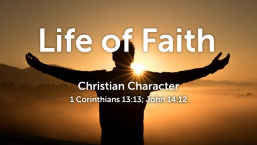 Life of Faith