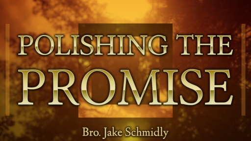 Polishing The Promise