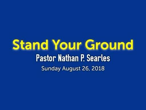 Sunday August 26, 2018