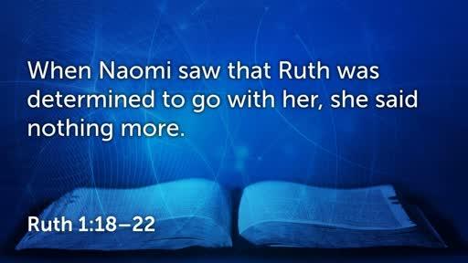 Boaz The Family Redeemer