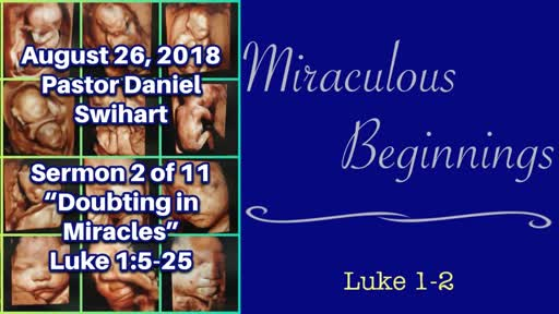 Doubting in Miracles