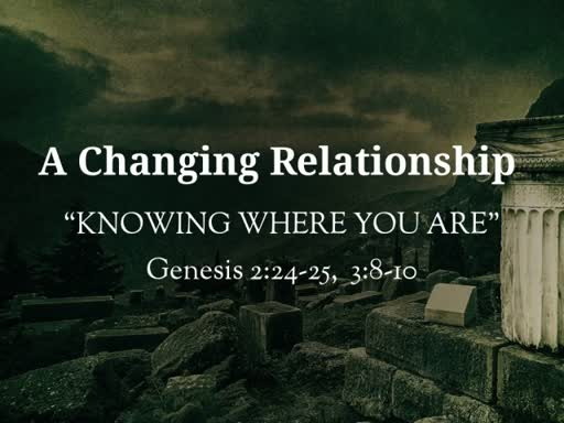 A Changing Relationship