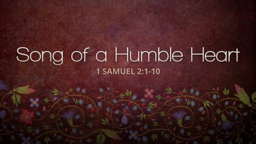 Song of a Humble Heart