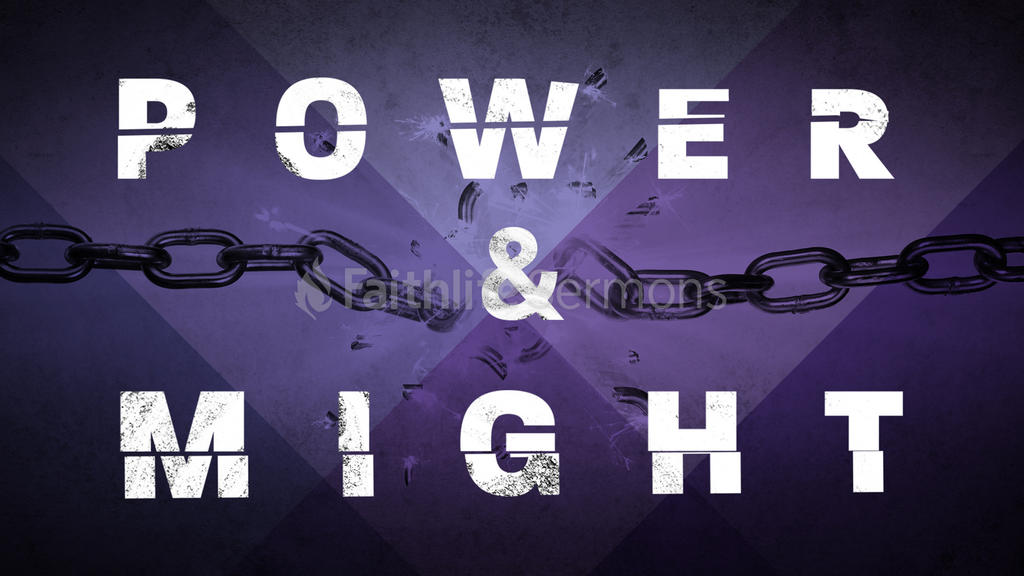 Power and Might large preview