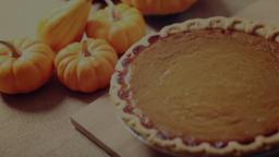 Pumpkin Pie Night 16x9 PowerPoint image