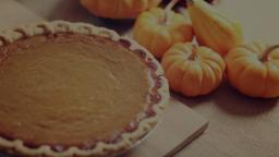Pumpkin Pie Night content a PowerPoint image