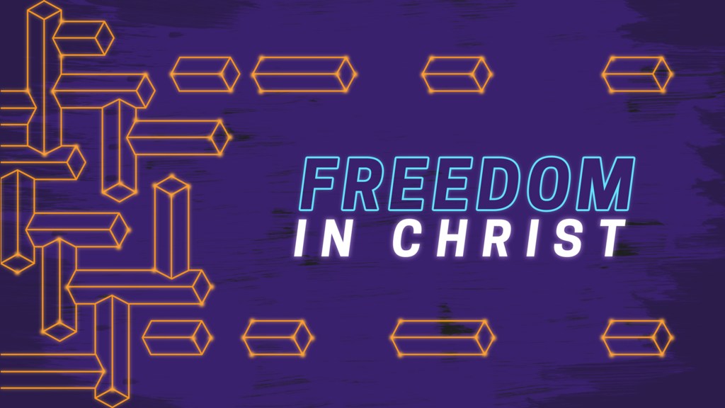 Freedom in Christ large preview