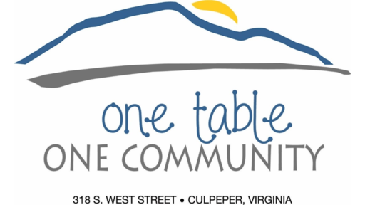 One Table, One Community