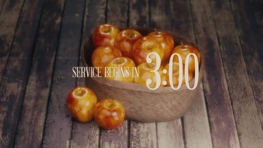 Apple Basket - Countdown 3 min