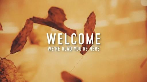 Autumn Leaves - Welcome
