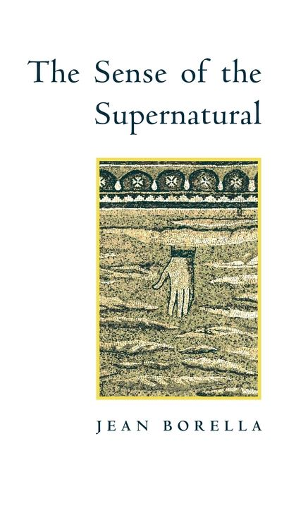 The Sense of the Supernatural