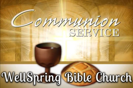 9.2.18 Communion Service