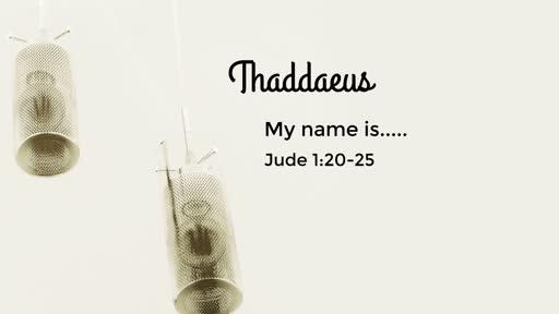 Thaddaeus